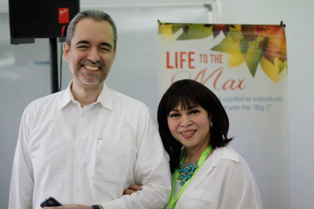 Pastor Ricky and Aggie Sarthou
