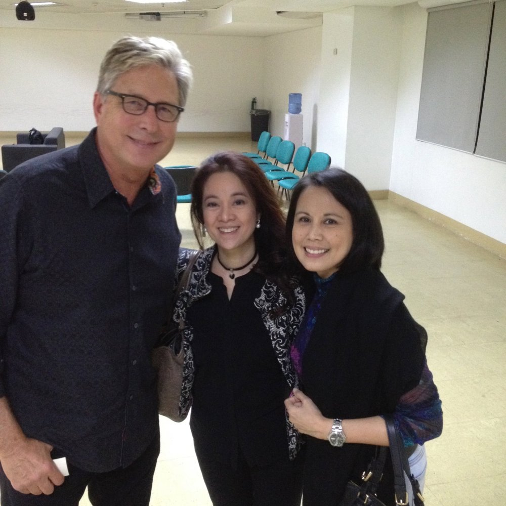 with THE Don Moen and Malu Ortiz