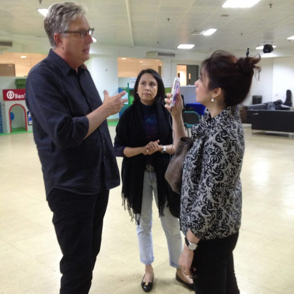 interview with don moen with malu