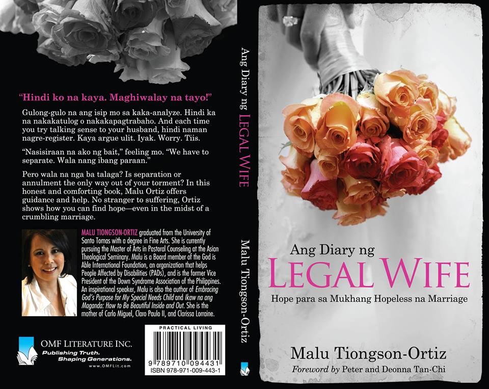 ang diary ng legal wife