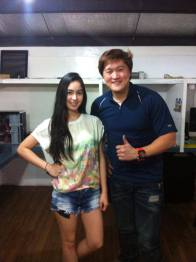 Atoy with Julia Barretto
