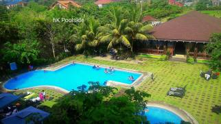 Hotel Kimberly Swimming Pool Day