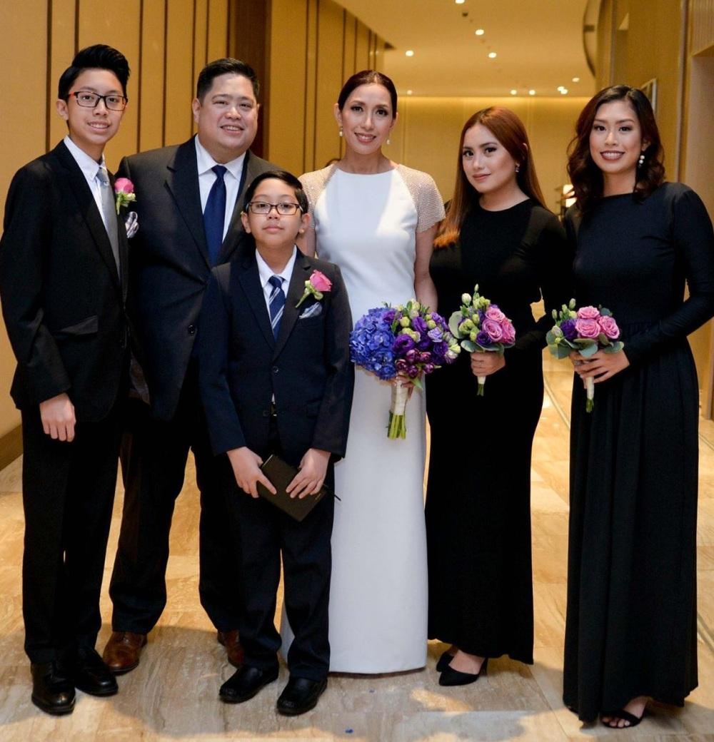 randell tiongson family