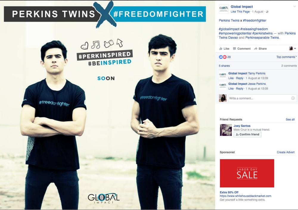 perkins1 twins global impact