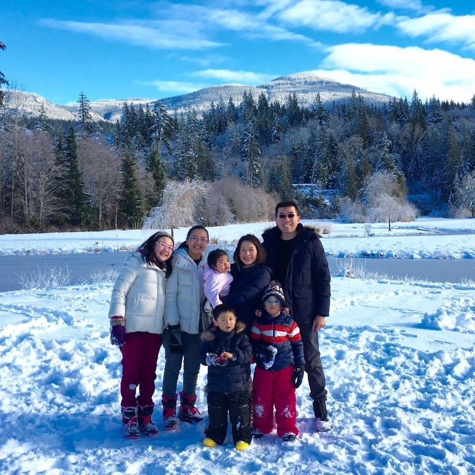 glenn family winter