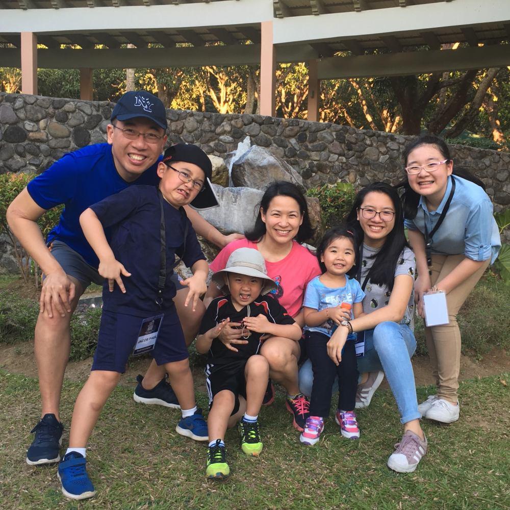 glenn family