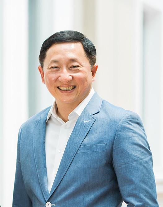 Pastor Tony Yeo