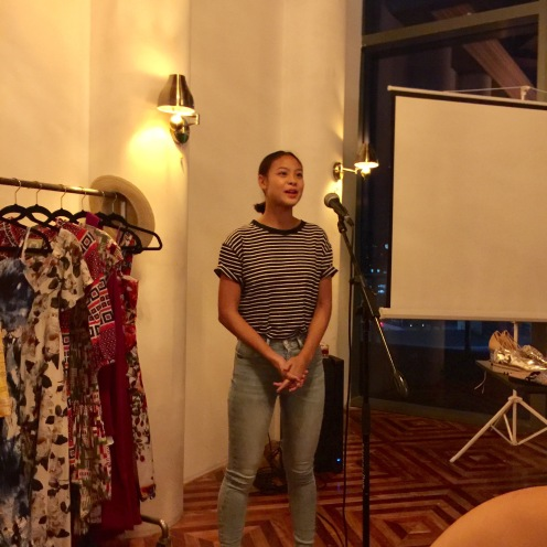 Introduction by Top Vlogger, Hannah Pangilinan