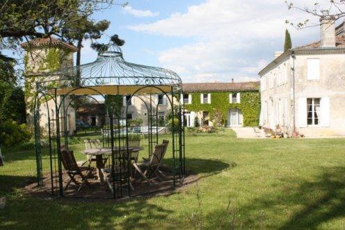 real en medoc garden