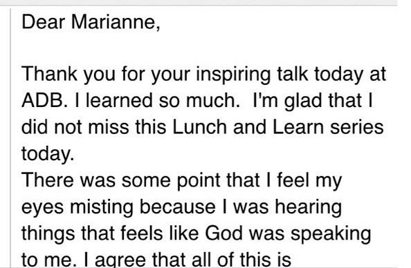 1 marianne adb feedback