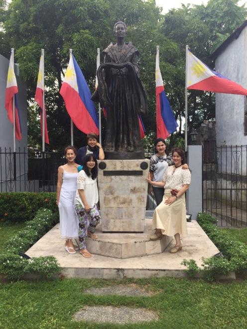 batangas flag museum