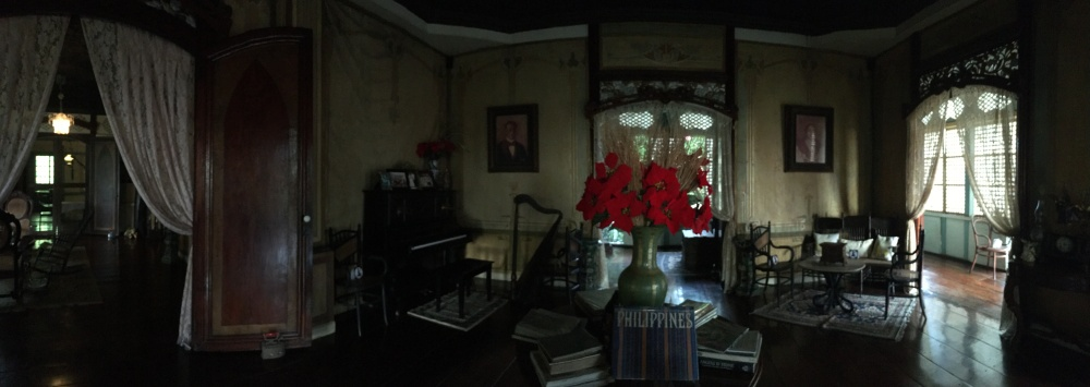 casa villavicencio panoramic sala
