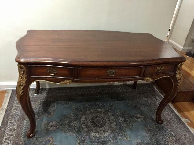 desk old