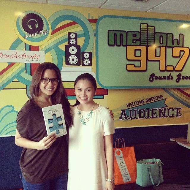 marianne mencias radio interview