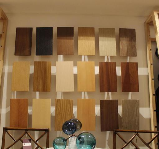 nejore wood swatches