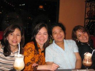 Gwen, Alice, Marlene