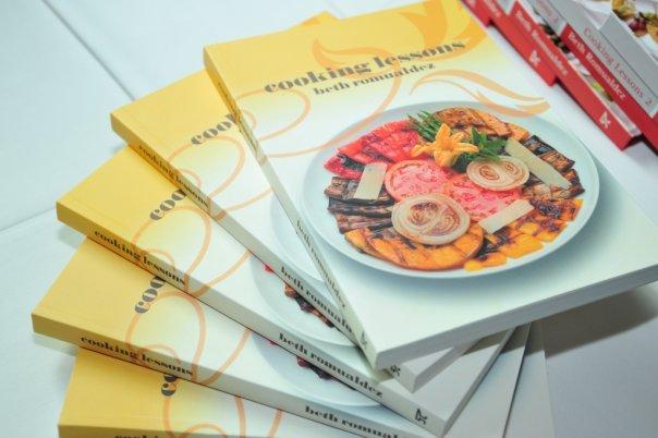 beth romualdez cooking lessons 1