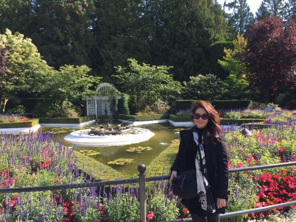 Italian Gardens Butchart