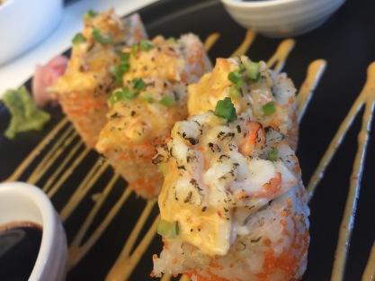 Tempura Lobster Dynamite Roll