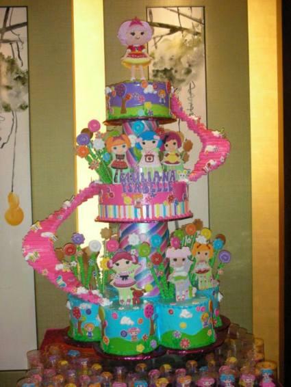 may santos cake