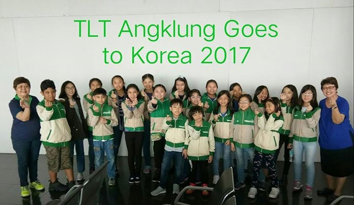 The Learning Tree Angklung Korea