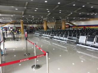 Clark Airport Departure Area